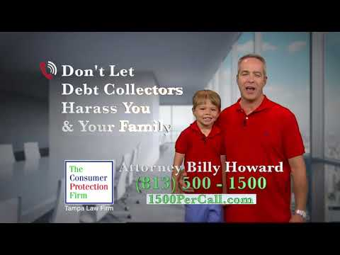 Billy Howard - The Consumer Protection Firm (TCPA)