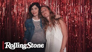An Epic Conversation Between Carrie Brownstein and Maggie Rogers | Musicians on Musicians