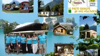 annecy..camping le verger fleuri..lathuile