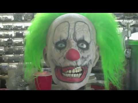 Animatronic Clown