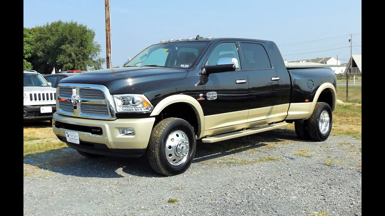 2016 ram 3500 longhorn mega cab 4x4 cummins turbo diese. Black Bedroom Furniture Sets. Home Design Ideas