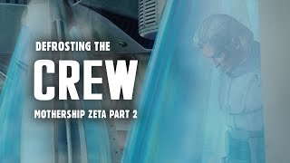 Mothership Zeta Part 2: Defrosting the Crew - Fallout 3 Lore