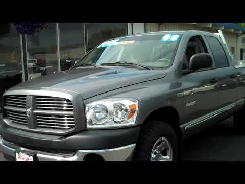 2008 DODGE RAM 1500 ST QUAD CAB 4X4 SOLD!!!