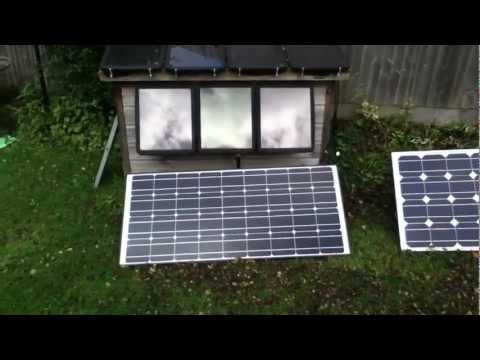 Preparing Solar Panels for the Low Winter Sun