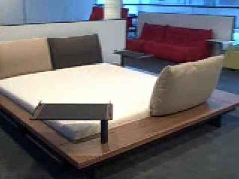 brand new ligne roset showroom in odeon towers singapore youtube. Black Bedroom Furniture Sets. Home Design Ideas