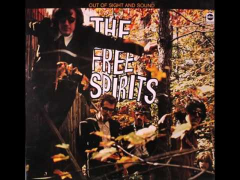 The Free Spirits ‎– Out Of Sight And Sound (full album) vinyl