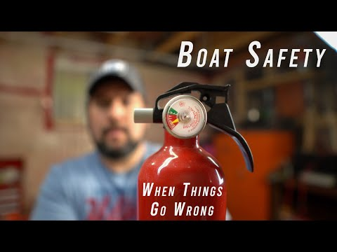 When Things GO WRONG - BOAT Safety