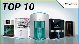 Top 10 Best Water Purifiers In India 2019