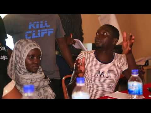 National Youth Council Gambia Training of Migrant Returnees