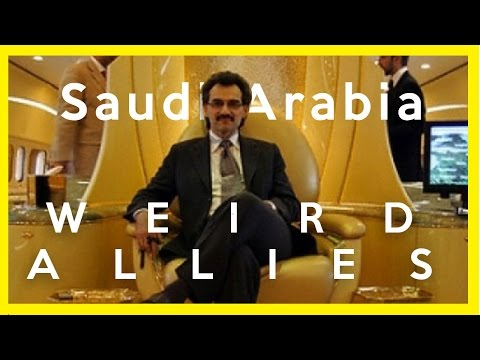 Saudi Arabia: Weird Allies