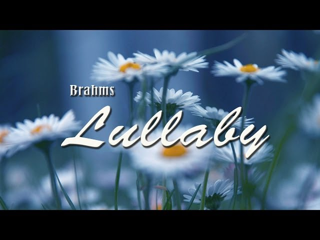 Brahms' Lullaby (3 versions) | Baby Sleep Music