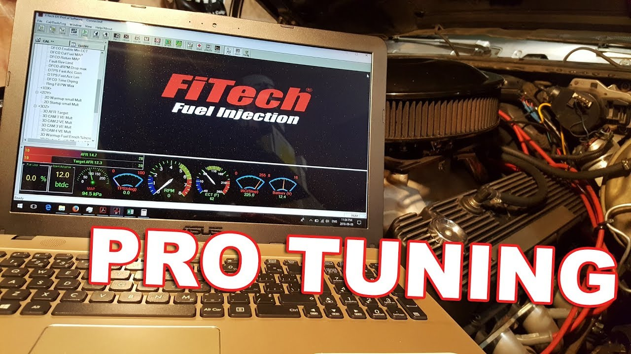 How to tune Fitech lean to rich spot? - Chevelle Tech