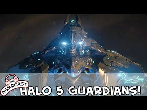 ASMR Gaming Halo 5 Guardians Solo Campaign - Mission 5 & 6 Unconfirmed & Evacuation