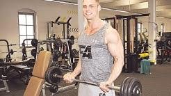 Bodybuilding: Melsunger Muskelmann gibt Tipps