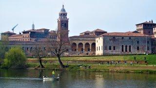 Navigare MANTOVA e il PARCO DEL MINCIO || Giada Alessia - I Viaggi di Giada - Lombardia - Italy