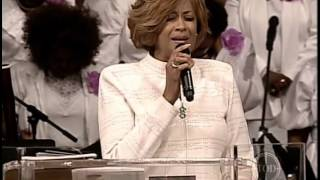 What is it That Keeps You Coming Back for More - Dorinda Clark Cole Part 1