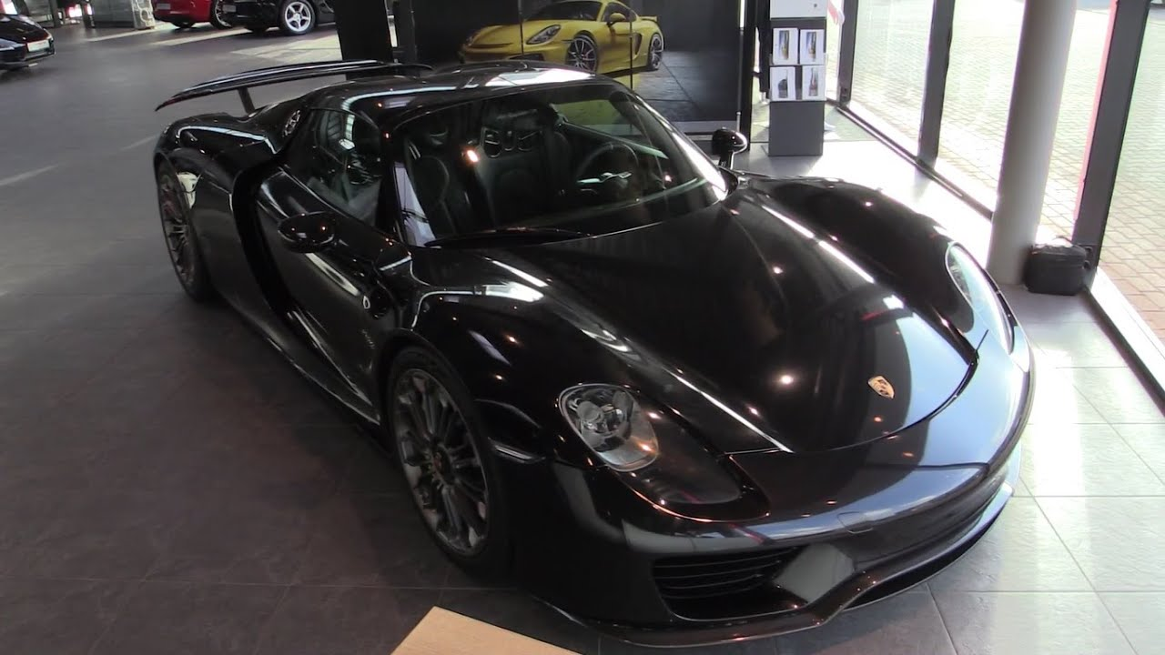 Porsche 918 Spyder 2016 2017 In Depth Review Interior Exterior
