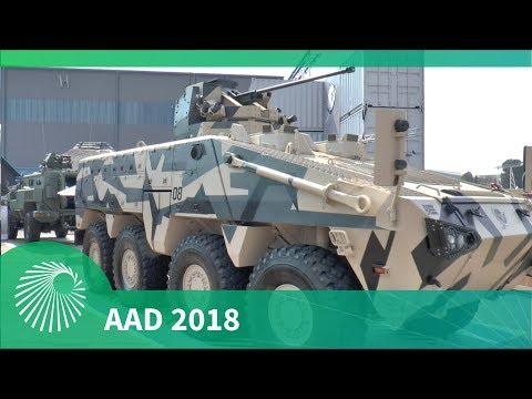 AAD 2018: Mbombe 8 (IFV)