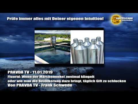 Gesundheit: Fluorid: Wenn der Märchenonkel zweimal klingelt oder... PRAVDA TV 11.01.2019