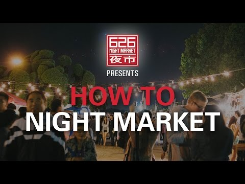 How To Night Market
