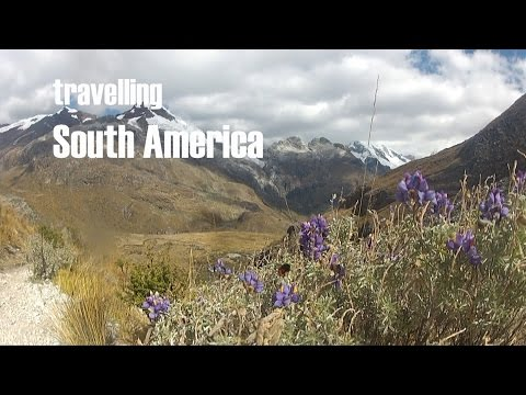 Travelling South America