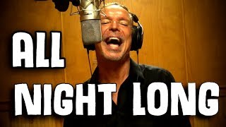 ALL NIGHT LONG - Lionel Richie cover - Ken Tamplin Vocal Academy