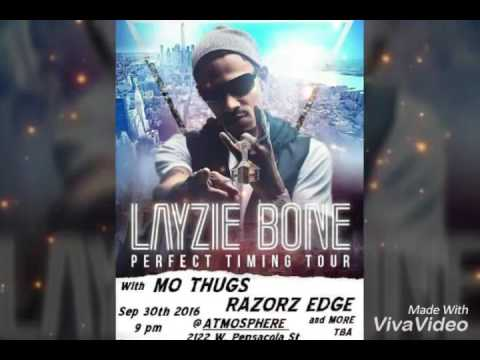 LAZY BONE of BONE THUGS AND HARMONY LIVE CLUB ATMOSPHERE FRIDAY SEPT 30th