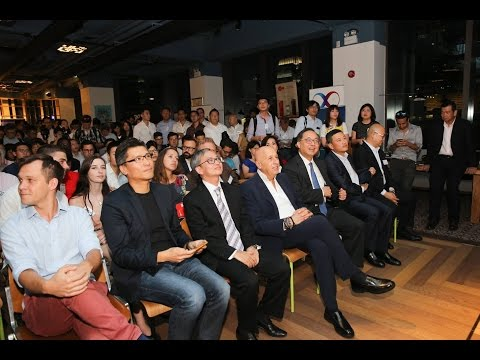 Startup Pitches: The First Wearable IoT World Demo Day in Hong Kong Summer 16 Class