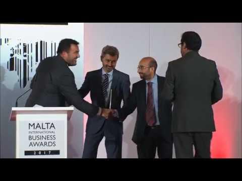 TVM News Feature Malta International Business Awards 2017