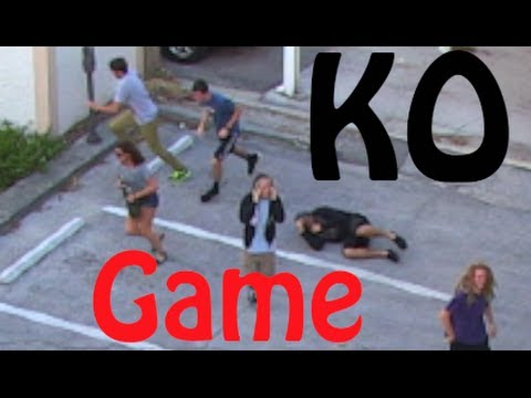 knockout game gone wrong teens attempt fails worst game ever