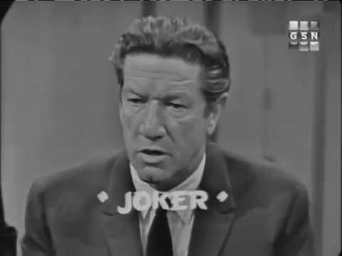 PASSWORD 19630701 Jane Wyatt & Richard Boone