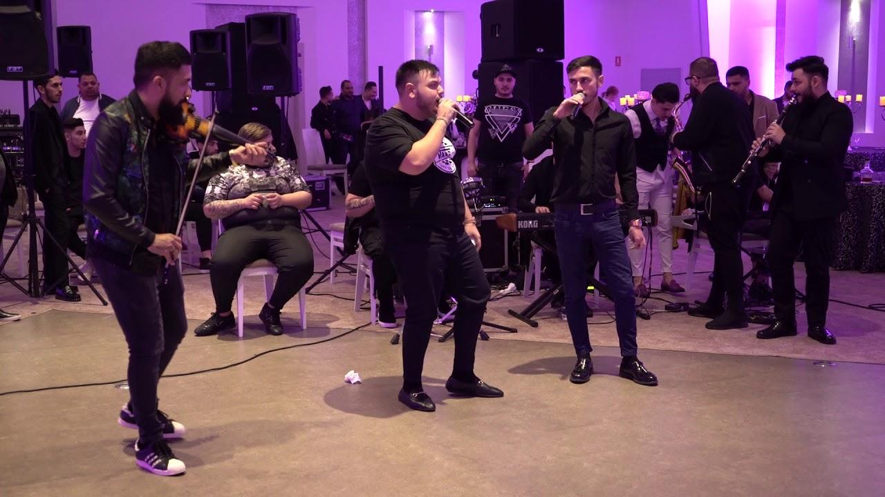 Leo de la Kuweit ❌ Când îmi cânta lăutarii eu fac spectacol cu banii 2019 @ Botez Santiago