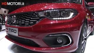 Fiat tipo 5 porte e station wagon | salone di ginevra 2016 hdmotori.it