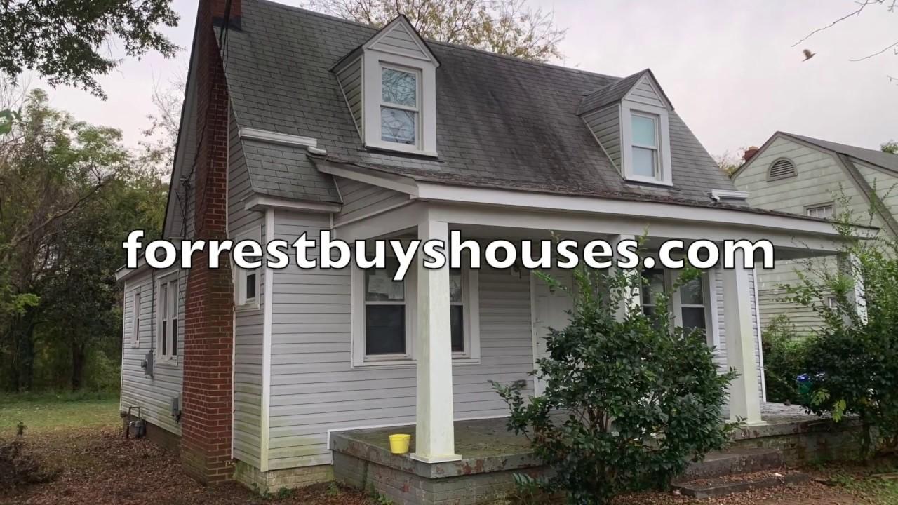 I Need to Sell My House in Richmond VA | 804 409 6061