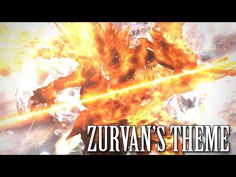 FFXIV OST Zurvan Theme ( Infinity )