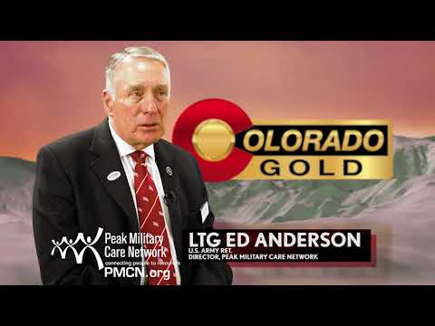 Colorado Gold - Peak Military Care Network