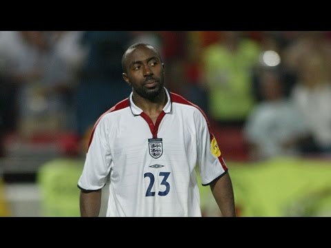 Darius Vassell all England Goals