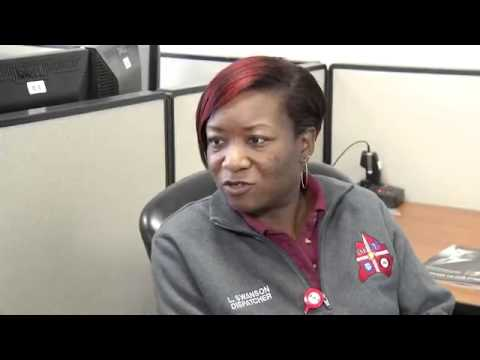 Interview with 911 dispatcher who helped birth baby