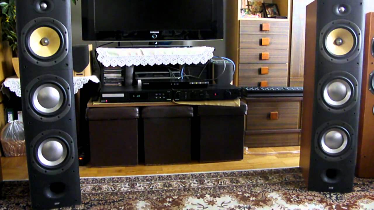 Bowers Wilkins Speakers >> Bowers & Wilkins 604 S3 - Bass I Love You - YouTube