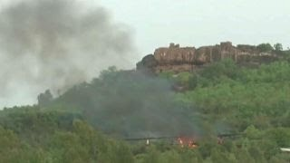 Video shows smoke rising from attacked Mali resort area