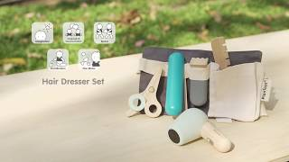 PlanToys | Hair Dresser Set