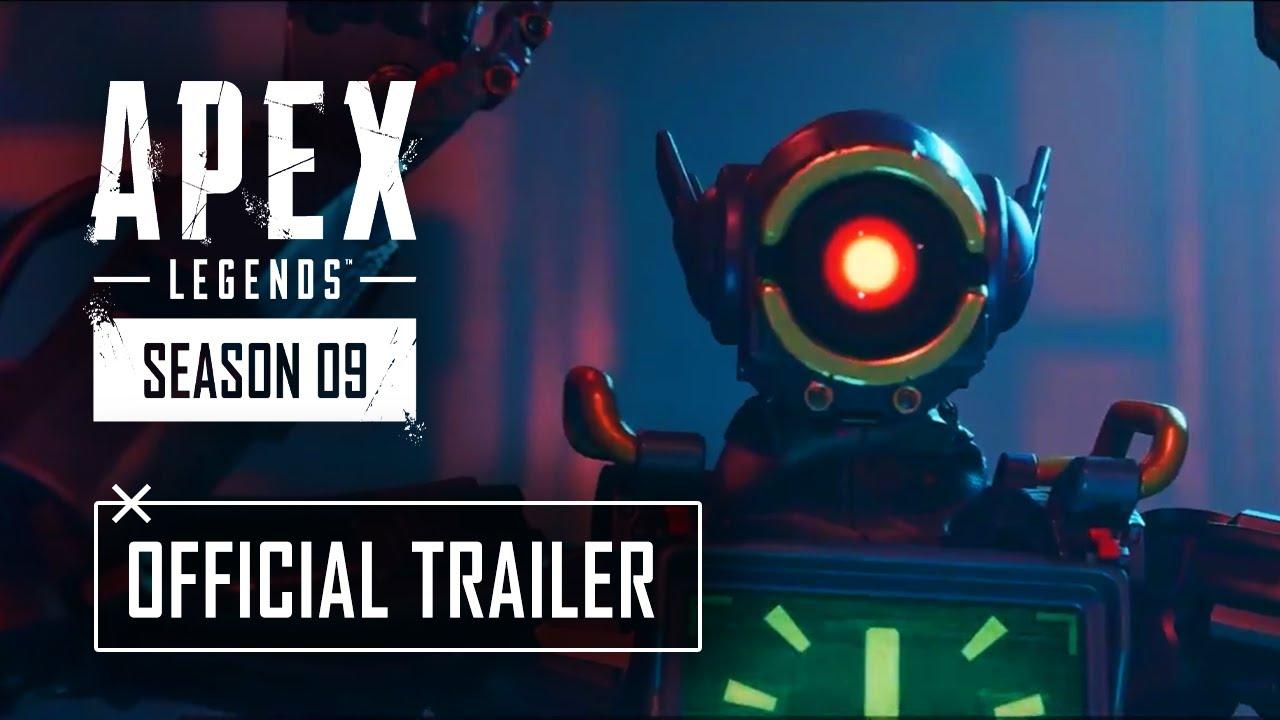 Download *NEW* PATHFINDER LORE Cinematic Trailer - Apex Legends Season 9