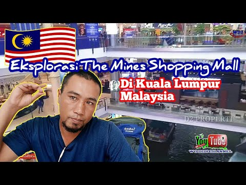041| Exploring The Mines Shopping Mall Kuala Lumpur Malaysia