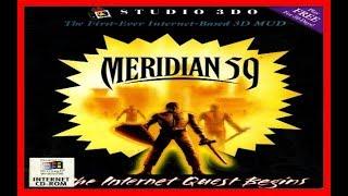 """Meridian 59 1996 PC (FREE) """"Deutsch/German"""""""