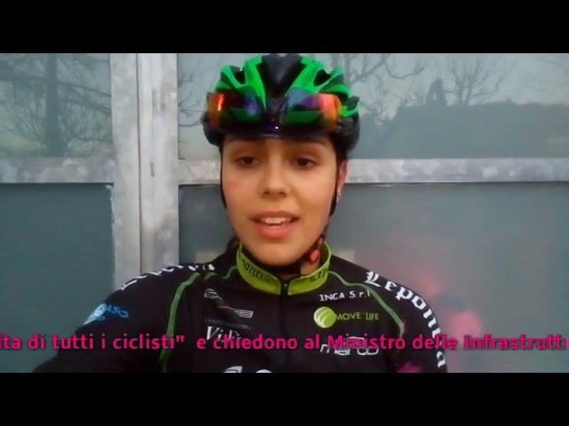 Milena Del Sarto: vogliamo velodromi, piste ciclabili e rispetto per i ciclisti