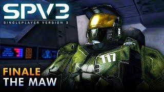 HALO CE (SPV3.1) | Walkthrough - Finale: THE MAW
