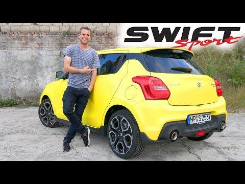 Der neue Suzuki SWIFT Sport 2018   Review und Fahrbericht   Fahr doch