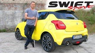 Der neue Suzuki SWIFT Sport 2018 | Review und Fahrbericht | Fahr doch