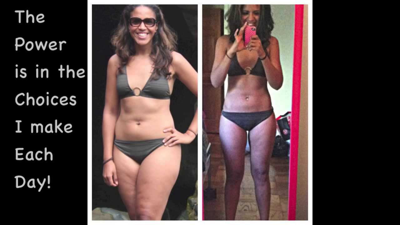 Stephanie S Healthyer Transformation Story Beachbody