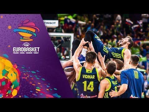 Best of Slovenia - FIBA EuroBasket 2017